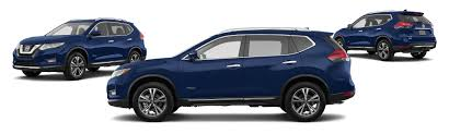 Nissan Rogue Hybrid - 2017 nissan rogue hybrid awd sv 4dr crossover midyear release