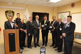 ormc donates life saving aeds to the town of wallkill police