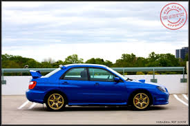 sti subaru 2006 uncompromised daily driver weekend warrior t3h clap u0027s