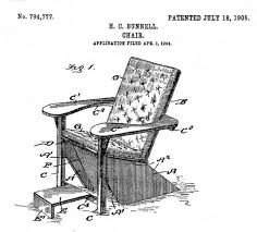 Westport Chair Stuff You Never Knew About The Adirondacks Part 2 The