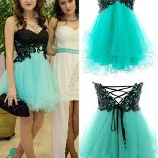 graduation dresses appliques and tulle prom dresses mini prom dresses