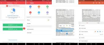 openoffice for android how to open and play all file types on android androidpit