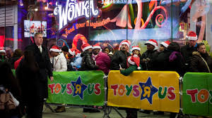 times square toys r us to kick shopping season with