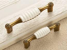 gold brass cabinet hardware 3 75 5 dresser pulls drawer pull antique gold brass cream rustic