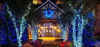 christmas light show pigeon forge tn winterfest lights picture of the inn at christmas place pigeon