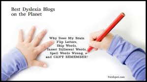 top 50 dyslexia blogs and websites for parents of dyslexic kids