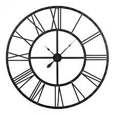 tosca wall clock by oak furniture land