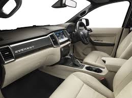 2016 Ford Everest Ford Everest Trend Rwd Reviews Pricing Goauto