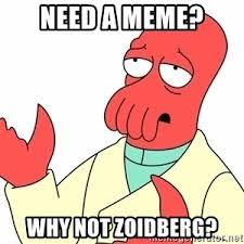 Meme Why - why not zoidberg meme generator