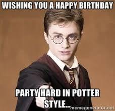 Happy Birthday Meme Generator - pink and blue haired clio birthday celebration card birthday
