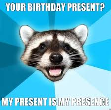 Birthday Gift Meme - free sle birthday gift from bare escentuals for fab members