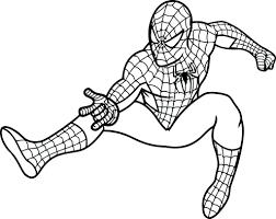 color spiderman mask spyder management system by number printables