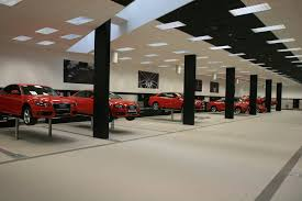 audi dealership design the largest audi dealership of the world u2013 audi west london uk