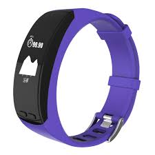 aliexpress location new p5 smart bracelet gps location outdoor running cycling sports