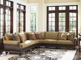 Laf Sofa Sectional Bahama Home Island Traditions Westbury Sectional Sofa With