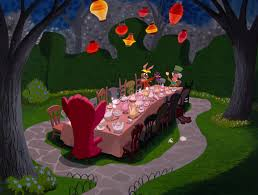 Tea Party Table by 3d U2013 Chosen Concept Alice In Wonderland Tea Party U2013 Design And