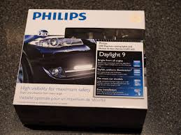 installing philips daylight running lights vw eos forum