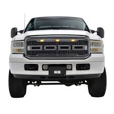 Ford F250 Truck Parts And Accessories - 41 0162 ford f250 f350 raptor style packaged grille paramount