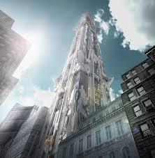 mark gage designs elaborate skyscraper for york