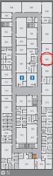csun maps floorplan of sierra hall sh third floor