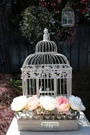 Shabby Chic Bird Cages by 162 Best Graceful Birdcages Images On Pinterest Birdcage Decor