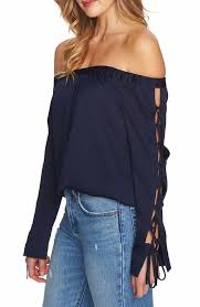 shoulder blouse shoulder tops nordstrom