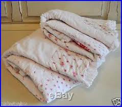 Target Shabby Chic Quilt by Simply Shabby Chic Chenille Patchwork Quilt New 2 King Shams Pink