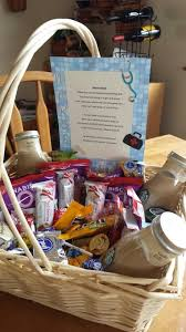 thank you basket gift idea for the nurses in labor delivery maybe this time