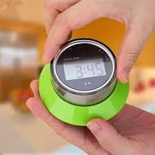compte minute cuisine nouveau magnétique numérique lcd cuisine minuterie 15 s à 99