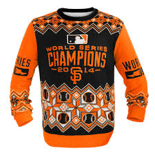 san francisco giants 2014 world series chions mlb sweater