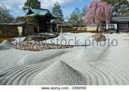 kodaiji south garden is a karesansui or dry rock garden that