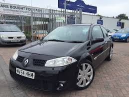 2004 54 renault megane sport 225 spares or repair cheap bargain