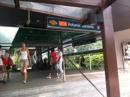 Botanical Garden Station by Singapore Botanical Gardens A Runner U0027s Labyrinth
