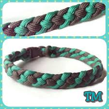 paracord braided bracelet images Custom paracord anklet 550 parachute cord jewelry accessories jpg