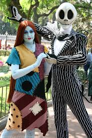jack and sally costumes homemade
