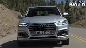 first look 2018 audi q5 ny daily news