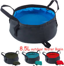 l with water fountain base 8 5 l nylon carrying water catch fountain pitcher basin laver
