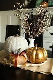 Table Centerpieces For Thanksgiving 30 Festive Fall Table Decor Ideas