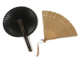 antique fans collecting antique fans