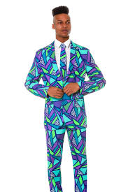 shinesty party suits crazy hilarious printed suits