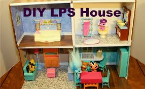 Diy House How To Make A Littlest Pet Shop Doll House Diy Htm Easy Step