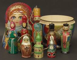 g debrekht matryoshka doll ornaments at replacements ltd