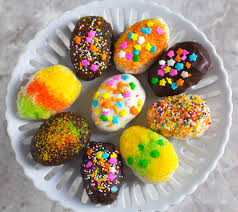 chocolate covered eggs crispy chocolate covered almond butter eggs tasty after