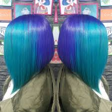 two tone blue hair 2 free hair color pictures