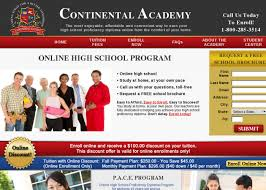 is online high school earn high school diploma online accredited distance learning