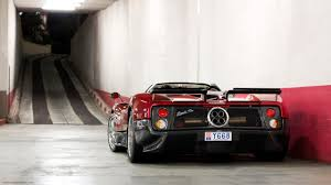 pagani zonda wallpaper wallpapers pagani zonda c12 s roadster in monaco