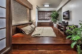 Bedroom Design Ideas Hdb Platform Bed Archives Interior Design Singapore