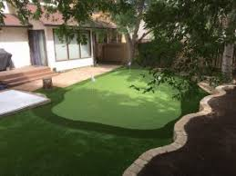 Backyard Putting Green Installation by Backyard Putting Green In Regina Sk Installation Of The Month
