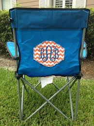 Michigan travel chairs images Best 25 monogrammed tailgate chairs ideas monogram jpg