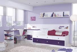 bedroom interactive purple bedroom decoration using light